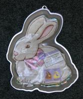 cottontail bunny cake pan